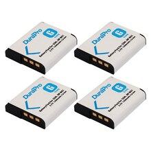 4 шт. NP-BG1 NP BG1 BG1 Перезаряжаемые литий-ионный Батарея для SONY DSC w130 W210 W220 w300 H10 h50 h70 W290 HX7 hx10 hx30 WX10 H55 hx9(China)