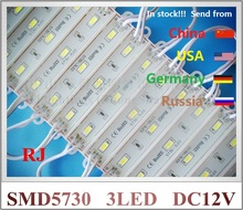 LED module SMD 5730 waterproof LED light module for sign channel letters overseas in stock send from USA Russia Germany China(China)