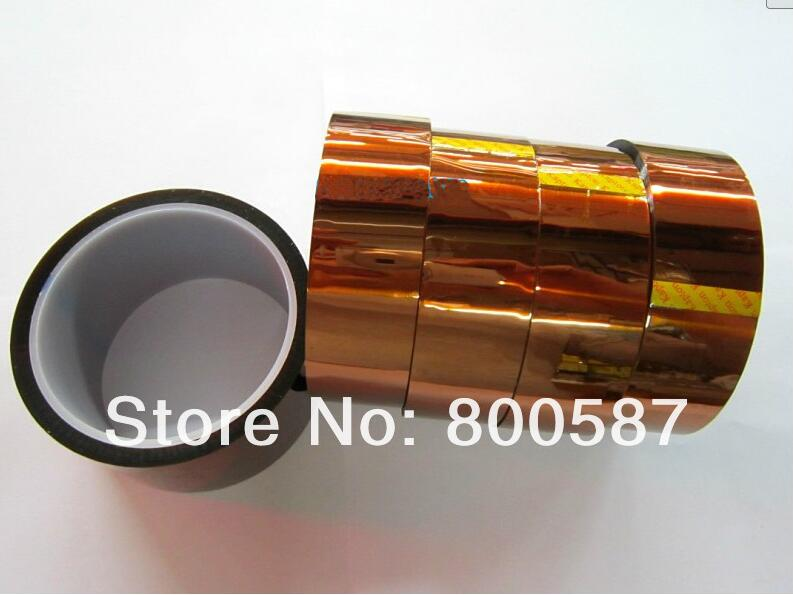 120mm*33m High Temperature Resistant tape Heat BGA dedicated Tape for BGA PCB SMT Soldering Shielding polyimide tape<br><br>Aliexpress