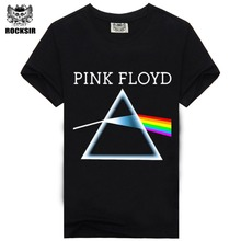 Fashion t-shirt men tshirt Brand rock t shirt Top Tees Pink Floyd 3D T-shirts male Clothes Summer Hip Hop Casual t-shirt for men