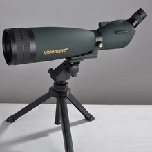 Visionking 30-90x90 Waterproof Spotting Scope Zoom Spotting Scope Full Multicoated Birdwatching Monocular Telescope With Tripod(China)