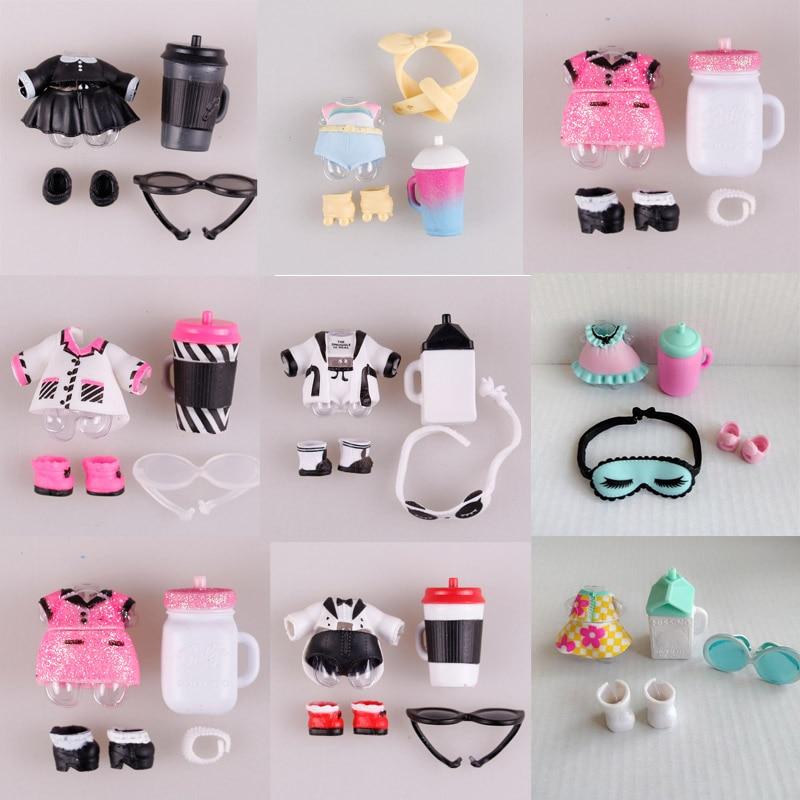 1-set-LOL-Doll-clothes-glasses-bottle-shoes-Accessorries-lol-accessories-Original-LOL-dolls-collection-drop