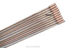 10pcs/lot of copper heat pipe (140cm), for solar water heater, solar hot water heating