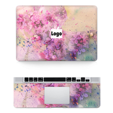 2017 Hot Laptop Painting Skin Top&Wrist Pad Sticker Vinyl Decal For Macbook Air Retina Pro 13 15 Touch Bar&Screen Film&Dust Plug(China)