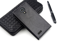 BOGVED High Quality Fashion Luxury Flip Leather Case Cover For Micromax Canvas Pace 4G Q415