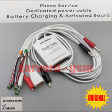 NEW GS301 phone service Dedlcated power cable battery charging & activated supply for Iphone 6S,6SP,7G,7PLUS,Samsung and other(China)