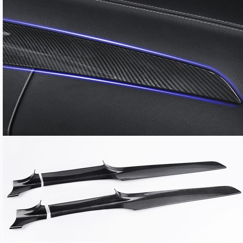 per GLC X253 Classe C W205 C200 2015 2016 Copertura per uscita dellaria condizionata laterale in lega di alluminio
