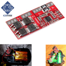 4S Li-ion Lithium Battery 18650 Charger Protection Board 14.4/14.8/16.8V 30A Charging Module Overcharge Over Short Circuit
