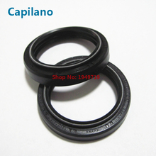 motorcycle 41*53*10.5 front fork damper oil seal for Yamaha R6 XVS 1300 TMAX500 XJ6 racking shock absorber spare parts