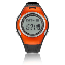 New Spovan Professional 3D Step Pedometer Pacer Watch /Calorie Mile Calculate MEN/WOMEN RUNNING FITNESS LOSE WEIGHT Wristwatch