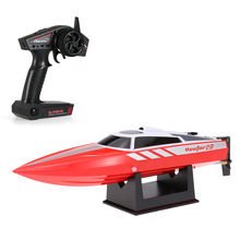 Vector28 795-1 2.4GHz Brushed 30km/h High Speed Auto-roll-back Pool RTR RC Racing Boat