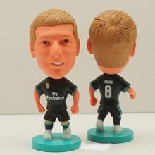 Soccer Player Star 8# KROOS (RM-BLACK-2018) Away 2.5