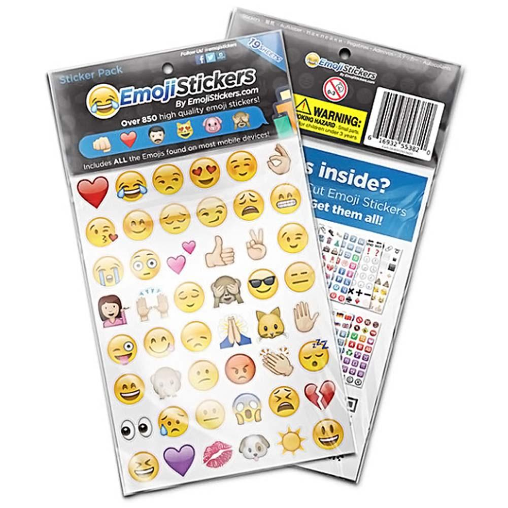 Emoji Sticker Pack 912 Die Cut Stickers for Phone Instagram Twitter Vinyl HOT smiley icons images of emoticons Kids Toy Gift(China (Mainland))