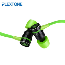 PLEXTONE G20 In ear Headphone Magnetic Stereo Earbuds Gaming Headset Computer Earphone With Microphone For Xiaomi Samsung Phones