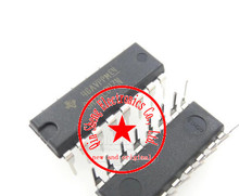 Free shipping SN74LS47N SN74LS47 74LS47 IC BCD/7-SEG DECOD/DRVR 16-DIP Best quality(China)