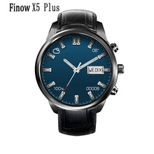 New FINOW X5 Plus Smartwatch Phone Android 5.1 3G Quad Core 1.3GHz 1GB RAM 8GB ROM WIFI GPS BT 4.0 Smart Watch For Android IOS