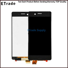 100% New LCD Display + Touch Screen Digitizer Assembly For Sony Xperia X performance F8131 F8132 XP 5.0'' Inch