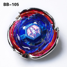 Classic beyblade toys metal fusion spinning top gyroscope alloy gyro beyblades toy for sale With launcher Children toys(China)