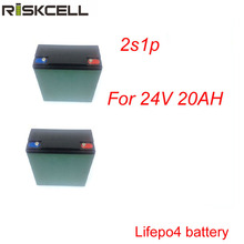 Lifepo4 26650 rechargeable lithium battery pack 12v 20ah for 24V 20AH solar street light,ev,golf car ,electric bike(China)