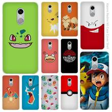Hot sale Best Pokemons Clear Cover Case Coque for Xiaomi Redmi Mi Note 3 3s 4 4A 4X 5 5S 5C 6 Pro