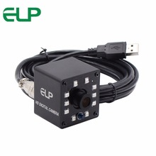 H.264 30fps 1080P night vision USB Camera mini box HD lens CMOS Aptina AR0330 video IR usb camera for equipment manufacturers(China)