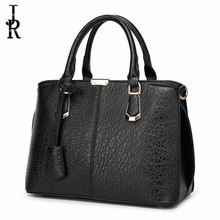 Fashion Luxury Female Package Elegant Women Handbag High Quality PU Leather Shoulder bag All-Match Messenger Bag Casual Tote
