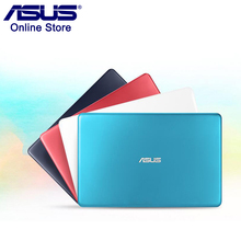 Asus laptop Brand E202SA3050 4GB RAM 500GB ROM 1.6GHz Windows 10 System Intel 11.6 inch Dual Core bluetooth notebook Computer