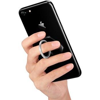 Dedo Anel de Aperto, esr liga de zinco anel fique kickstand telefone de metal aperto anel titular para o iphone & tablet (mini gancho dom Gratuito)