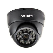 700TVL or 1000TVL or 1200TVL Color CMOS Night Vision Day Night Indoor CCTV Camera by SMTKEY  security camera