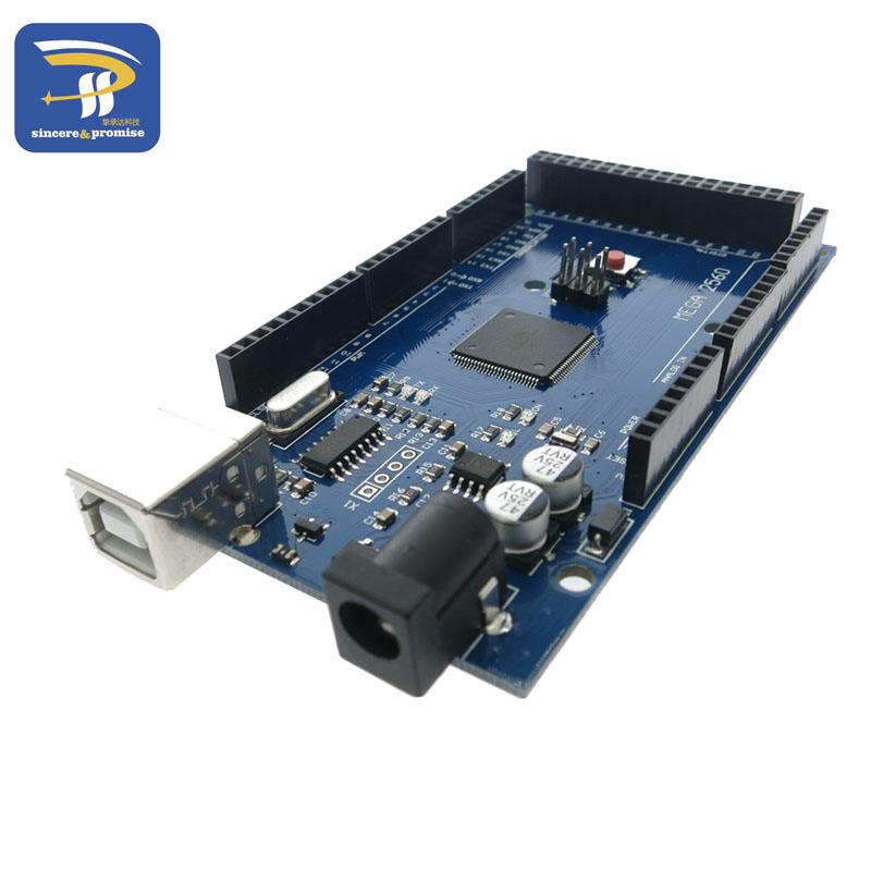 Mega 2560 R3 Mega2560 REV3 ATmega2560-16AU Board CH340G compatible for arduino good quality low price [No USB line]
