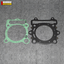 CYLINDER HEAD GASKET AND CYLINDER BODY GASKET FOR HISUN 400CC ATV ENGINE PARTS