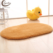 {Byetee} Door mat door mat door of the bedroom kitchen bathroom water-absorbing mats in the Hall bathroom anti-slip mat custom