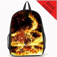 Naruto FIRE LIVE OEM backpack school bag casual travel bag shoulder bag(China)