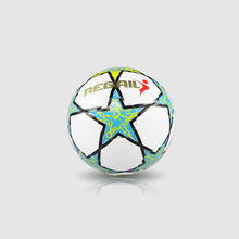 Regail Five-pointed Star Original PU Standard Soccer Ball Training Ball Official Size 5 For Younger Teenager Game Training