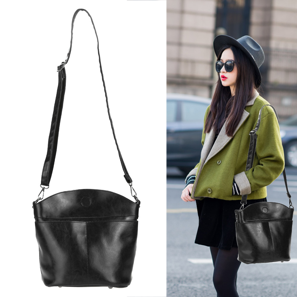 Cattlehide Leather Phone Bag Mini Women Inclined Shoulder Bag Leather Wallet Small Purses Clutch Crossbody Bags For Girls<br>