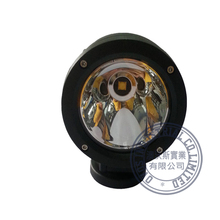 Factory prices 4.7inch 25w led tractor work light spot beam 12v vehicle Forklift round headlight for trailer 4x4 atv car parts(China)