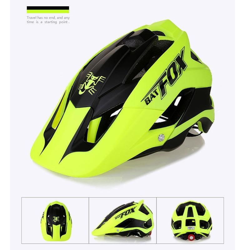 BATFOX Women Men Cycling shark Helmet cycling helmets road bike Bicycle casco specialiced ciclismo mtb hombre protone helmet 6