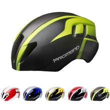 NEW Arrival Break Wind 56-62cm Hydraulical Bicycle Helmet Road Cycling Safety Bike Helmet Sports in-mold Cascos Ciclismo L Green(China)
