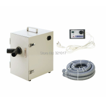 Dental Digital Double Impeller Dust Collector Artificer Room Vacuum Cleaner JT-26B Free Shipping