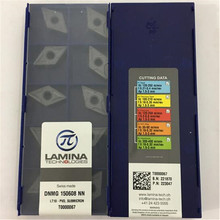 DNMG150608NN LT10, LAMINA original tungsten carbide insert use for turning tool  holder boring bar cnc machine
