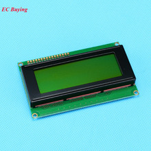 2004 LCD Display Module 5V Yellow Green Screen Universal Controller White Character Blacklight 2004A - EC Buying Ali Store store