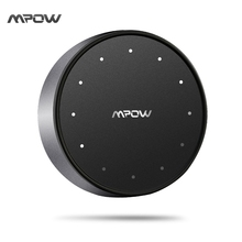 MBR10 Mpow Bluetooth Receiver, Mini Bluetooth 4.1 Audio Music Receiver 3.5mm Stereo Output for Speaker Home Car Stereo System(China)