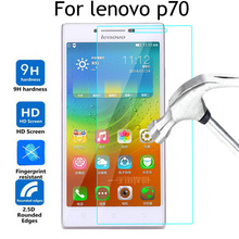 For lenovo p70 Tempered Glass 5.0inch Screen Protector For lenovo p70 p 70 Glass P70T P70A p70t Case Phone Protective Film Cover
