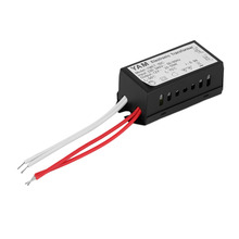 1Pc AC 220V to 12V short-circuit protection Halogen Lamp Electronic Transformer Power Supply LED Driver Wholesale