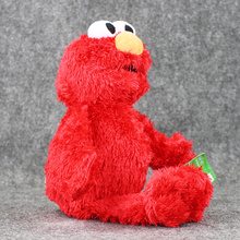 1pcs 36cm Sesame Street Elmo Stuffed Plush Toy Doll Gift Children(China)