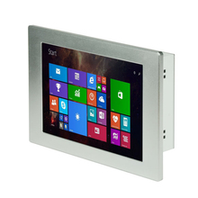 "Industrial Panel Computer 9.7"" Screen Windows XP 7 8 Metal Tablet PC Linux mini PC 2GB RAM RS232(China)"