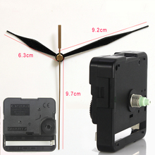 Ostar S11 sweep Clock Movement quartz wall clock mechanism Centre Screw type movement with 12# black hands DIY clock kits(China)