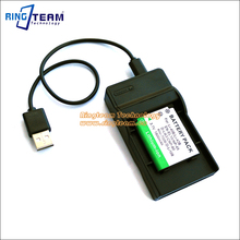 2-In-1 K7006 KLIC-7006 Battery and USB Charger K7700 for Kodak Digital Cameras EASYSHARE MINI TOUCH M550 M552 M575 M577 M580 ...(China)