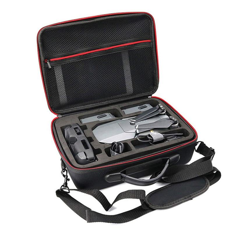 DOITOP Drone Bag For DJI MAVIC Pro Shoulder Bag Case Protector EVA Waterproof Portable Storage Box Shell Handbag For Mavic Pro