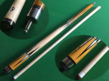 Free shipping 1/2 Split cue Hight Quality billiard cues Stick  for Pool 13MM 8 Ball/9 ball cues billiard accessories